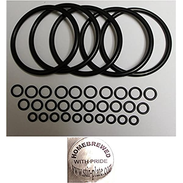Rotokeg beer keg injector seal
