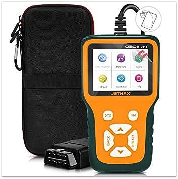 JETHAX Handheld OBD2 Scanner