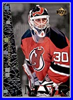 1996-97 Collector's Choice MVP #UD21 Martin Brodeur NEW JERSEY DEVILS