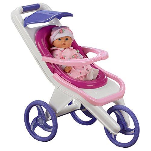 American Plastic Toys Doll Stroller - 5