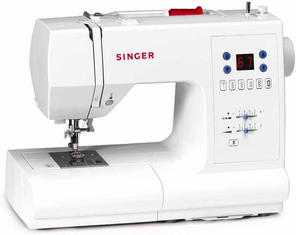 Singer Mod. 7464 máquina para coser: Amazon.es: Hogar