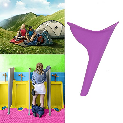 Review Female urination device lady