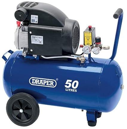 Draper DA50/207 - Compresor de aire