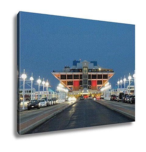 Ashley Canvas, Pier In St Petersburg Florida USA, Wall Art Home Decor, Ready to Hang, 16x20, - Fl Petersburg St In Mall
