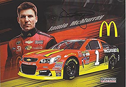Jamie McMurray 2016 Lionel Collectibles #1 McDonald/'s Chevy 1//24 FREE SHIP!