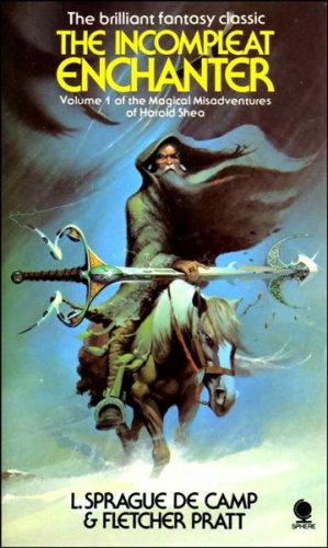 book cover of The Incomplete Enchanter