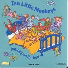 Ten Little Monkeys Jumping on the Bed