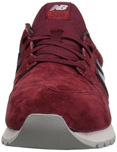 para Balance Atletismo Red Zapatillas Mujer de Varios New Wl520 Navy Colores gaXCCq