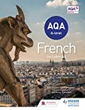 img - for AQA A-level French (includes AS) book / textbook / text book