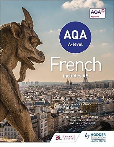 Amazon.com: AQA A-level French (includes AS) (Aqa a Level) eBook ...