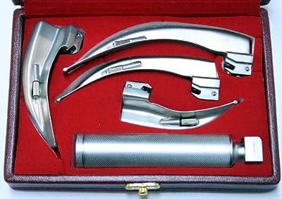BD EMT Laryngoscope Mac Set Anesthesia