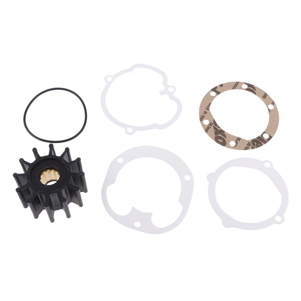 MagiDeal Mounted Water Pump Rebuild Repair Kit for Volvo Penta 3.0/4.3/5.0/5.7