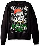 Hanes Mens Ugly Christmas Sweatshirt