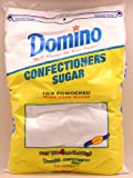 Domino Confectioners Sugar 10-X Powdered Pure Cane Sugar(4 lb bag)