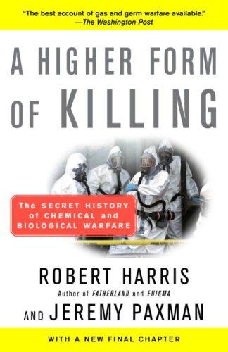 Amazon a higher form of killing the secret history of chemical a higher form of killing the secret history of chemical and biological warfare by fandeluxe Gallery