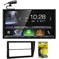 Kenwood DVD Bluetooth Receiver Android/Carplay For 2001-05 Honda Civic Non-SE/Si