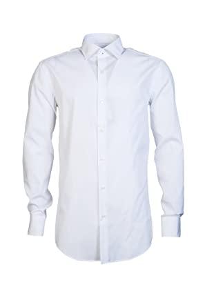 1a072e464 Image Unavailable. Image not available for. Color: Hugo Boss Mens Smart Shirt  JERRIS ...