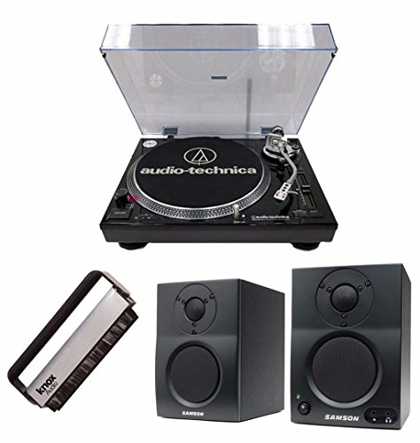 turntable audio technica lp120 - 9