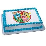 Yo Gabba Gabba! Dancey Dance Edible Icing Cake Topper