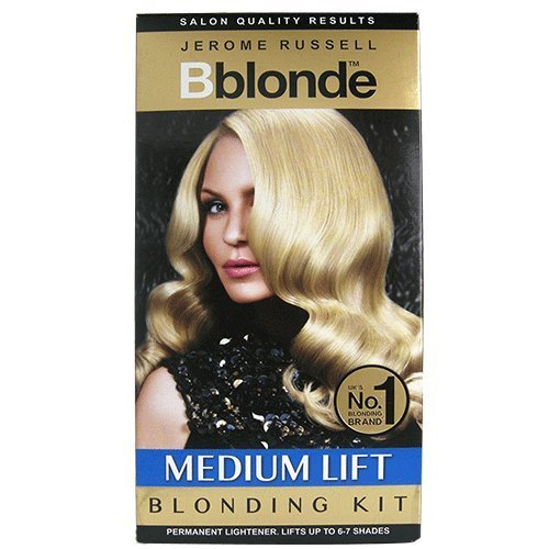 Jerome Russell Bblonde Home Highlight Kit, Pack of 3