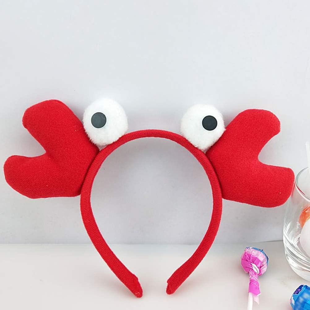ENFANTS crabe chapeau bonnet Fête Noël Drôle decorcosplay Costume Accessoires