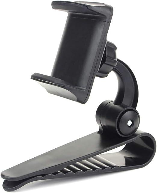 Hemore 1pc Coche Montaje teléfono Celular Titular Universal 360 ...