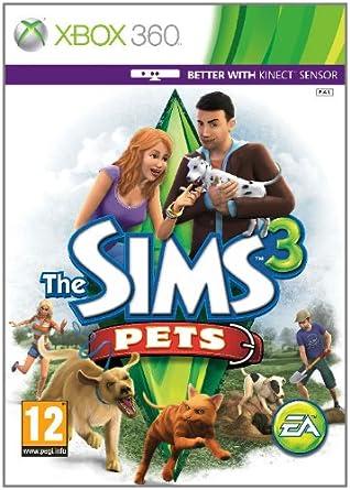 Electronic Arts The Sims 3 Animali & Co, Xbox 360 - Juego (Xbox ...