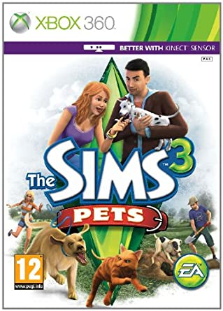 The Sims 3 - Pets (Nintendo 3DS): Amazon co uk: PC & Video Games