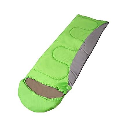 LAIABOR Saco De Dormir Compresión Liger Rectangulares para Camping Viaje Cálido Saco De Dormir Confort Portátil