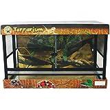 """Reptile Treasures 29398 Terrarium, 40"""" x 18"""" x 19"""""""