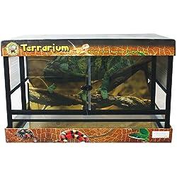 """Reptile Treasures 29393 Terrarium, 32"""" x 18"""" x 20"""""""
