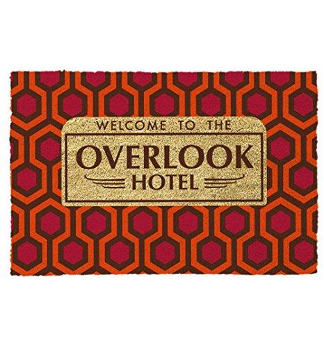 Pyramid International The Shining Overlook Hotel Door Mat]()