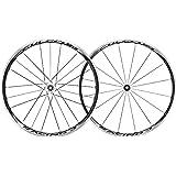 Fulcrum Racing 3 Shimano Wheelset - Black/White