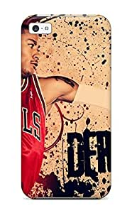 meilinF000BJZdNct825inhTc Faddish Abstract Nba Basketball Derrick Rose Chicago Bulls Case Cover For ipod touch 5meilinF000