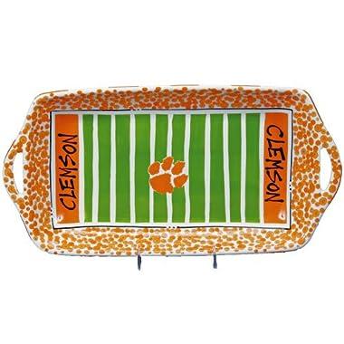 Magnolia Lane Clemson Stadium Plate