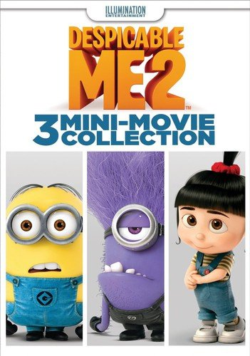 despicable me mini movies - 2