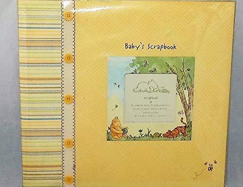 CR Gibson Baby Scrapbook Kit -