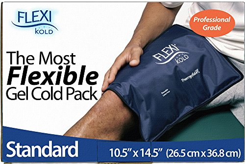"FlexiKold Gel Cold Pack (Standard Large: 10.5"" x 14.5"") - A6300-COLD - Best Professional Ice Pack Therapy"