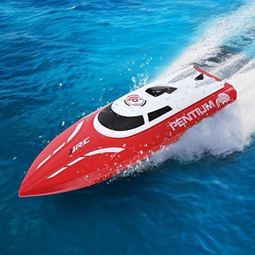 SGILE Barco Teledirigido, 2.4 GHz 25 KM/H de Alta Velocidad ...