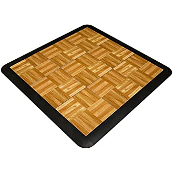 Genuine Brand Portable Dance Floor, Double-Sided, 4 Sizes -TurnBoard,Tap Board /& Beyond.Its Your Safe SPOT on a Authentic Marley DOT! dot2dance