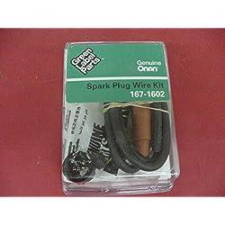 JOHN DEERE Genuine OEM Spark Plug Wire Kit Onan HE