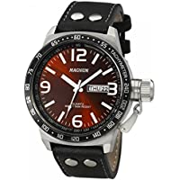 Relógio Magnum Masculino Ref: Ma31542v Casual Prateado