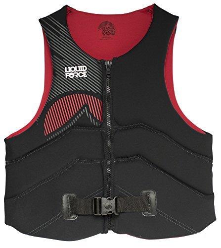 Liquid Force Team Comp Wakeboard Vest Mens Sz XL by Liquid Force