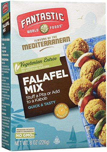 Falafel Spice (FANTASTIC FOODS Falafel Mix, 8 OZ)