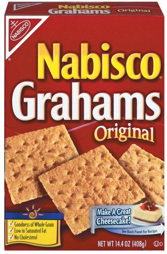 Nabisco Graham Originals, 14.4-Ounce Units (Pack of 12) by Honey Maid (Image #1)