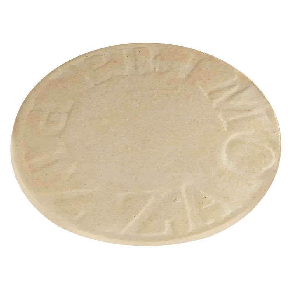 Primo PRM348 16'' Natural Finish Pizza Baking Stone