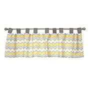 Trend Lab Buttercup Zigzag Window Valance