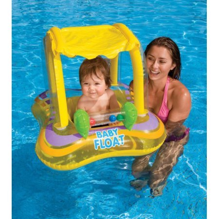 Intex Recreation My Baby Float Inflatable Swimming Pool K...
