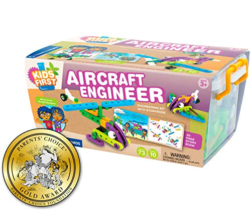 Thames & Kosmos Kids First Aircraft Engineer Kit