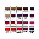 Crystal Colors Powder Colour & Dusting Powder - Cinnamon